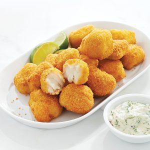 Crispy Cod Bites