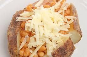 Cheese & Beans